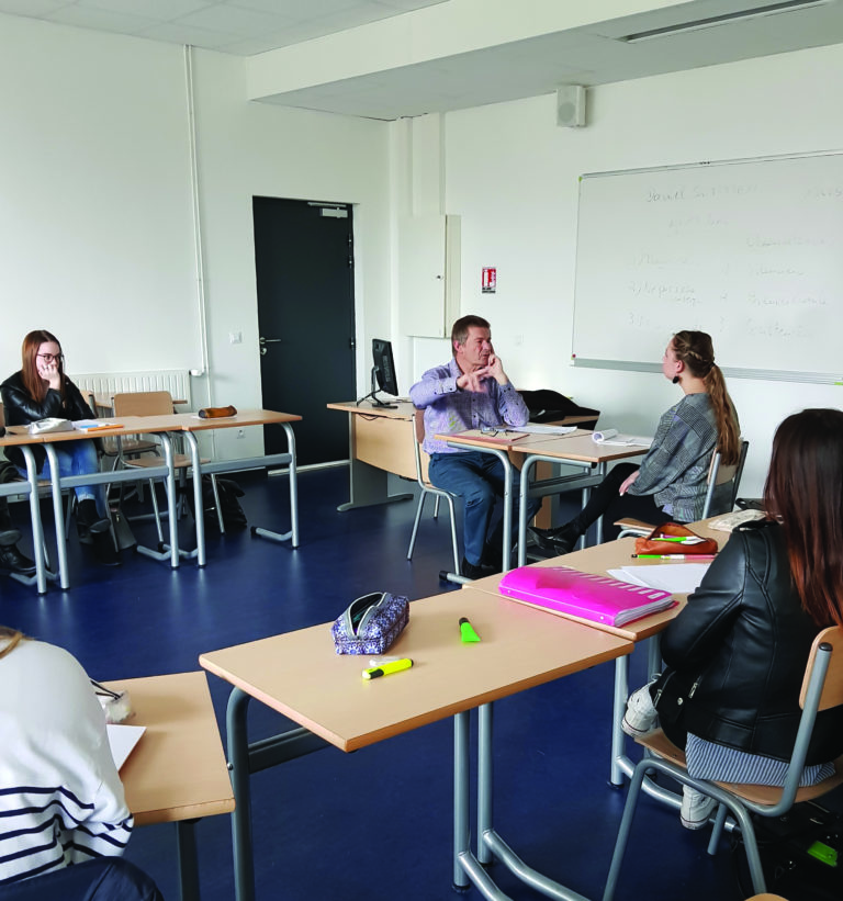 LES INTERVENTIONS EN CLASSE POUR L'AIDE À L'ORIENTATION – APP