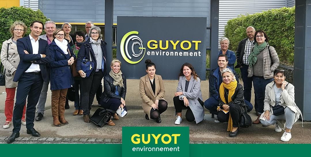 Mercredi d'AJE – Guyot environnement