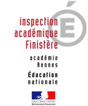 Logo inspection academique finistere