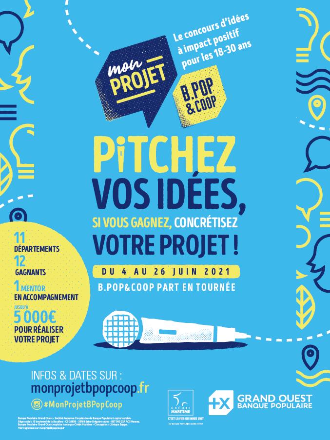 Concours d'idées à impact positif
