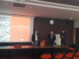 Semaine Ecole Entreprise avec Chancerelle et Socopa