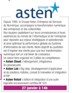 Groupe Asten – 27 janvier 14h00