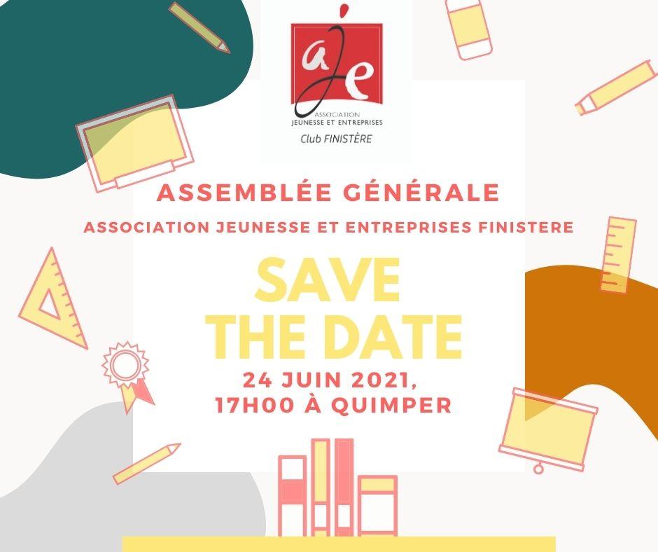 Save the date de notre AG